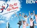 Kỷ niệm 60 năm thành lập, BIDV gửi khách hàng cả ngàn quà tặng