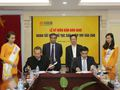 VVF chính thức ký bàn giao và sáp nhập vào SHB
