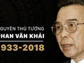 """TS Vũ Thành Tự Anh: """"Nguyên thủ tướng Phan Văn Khải là một người bình dị"""""""