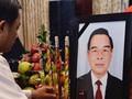 Bắt đầu lễ viếng nguyên Thủ tướng Phan Văn Khải tại Hội trường Thống Nhất