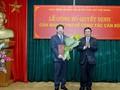 Ông Nguyễn Duy Bắc làm Phó Giám đốc Học viện Chính trị quốc gia HCM