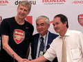 Bầu Đức và cái bắt tay lịch sử với HLV Wenger cho ra đời lứa Công Phượng, Xuân Trường