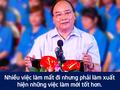 Công nhân dệt may đặt câu hỏi về đảm bảo việc làm thời cách mạng 4.0  và câu trả lời từ Thủ tướng