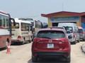 Ảnh: Hải Phòng cấm xe khách từ 29 chỗ qua phà Gót ra Cát Bà vào cuối tuần