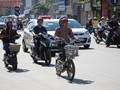 Nắng nóng gia tăng ở Hà Nội, cao nhất 38 độ C