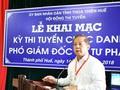 Huế tổ chức thi tuyển Phó Ban Nội chính Tỉnh ủy