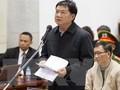 Chiều 16/1: Ông Đinh La Thăng xin tòa cho một số bị cáo tại ngoại