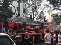 Đang xem U23 Việt Nam thi đấu, cả trăm người tháo chạy vì cháy nhà