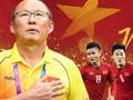 Info long lanh của 23 nhà vô địch AFF Cup 2018, những người hùng dân tộc