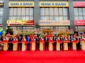Nam A Bank khai trương chi nhánh đầu tiên tại tỉnh Quảng Ninh