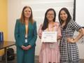 Tập đoàn Giáo dục Nguyễn Hoàng trao học bổng quốc tế cho học sinh - sinh viên