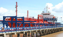 Cầu cảng hàng lỏng 10.000 DWT
