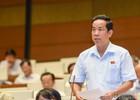 """Đại biểu Đặng Thuần Phong: """"Có huyện, cả dòng họ làm lãnh đạo"""""""