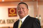 """Khởi động cao ốc chọc trời 49 tầng, phật tử Lê Phước Vũ – ông chủ Tôn Hoa Sen """"xin chào"""" giới BĐS"""