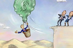 """Một loạt công ty chứng khoán lớn đang đối mặt nguy cơ rủi ro """"ngân hàng ngầm""""?"""