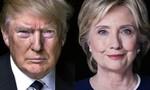 """Những khoảnh khắc """"nảy lửa"""" giữa Donald Trump và Hillary Clinton"""