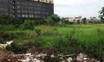 """Khu đất vàng của Hà Nội bị bỏ hoang thành """"khu đô thị cỏ"""""""