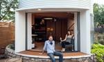Chàng kiến trúc sư đã biến kho thóc cũ thành căn nhà 30m2 đẹp như mơ dành tặng vợ