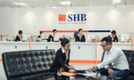 SHB đạt gần 790 tỷ đồng lợi nhuận trước thuế trong 9 tháng