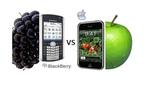 Apple và BlackBerry: Cùng điểm xuất phát nhưng 9 năm sau đã có hai số phận trái ngược như thế này