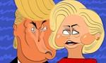Truyện cười Hillary Clinton và Donald Trump
