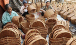 Hàng mây, tre Việt Nam xuất khẩu bị Trung Quốc cạnh tranh