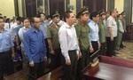 """Phiên tòa chiều 24/8: Luật sư: """"Đề nghị khởi tố tại tòa TGĐ Quỹ Lộc Việt là trái quy định"""""""