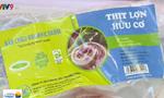 Tràn lan thịt lợn hữu cơ giá cao trên thị trường