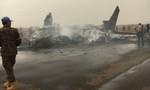 Toàn bộ hành khách sống sót kỳ diệu trong vụ rơi máy bay ở Nam Sudan