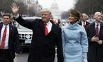 """Hình ảnh đẳng cấp của đại gia đình """"trai xinh gái đẹp"""" trong ngày Tổng thống Donald Trump nhậm chức"""