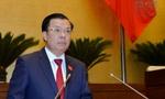 1 phút xin nói thêm của Bộ trưởng Tài chính Đinh Tiến Dũng về ô tô công