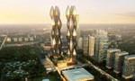 """Bán đứt dự án đất vàng 4,2ha, doanh nhân Đặng Thành Tâm đã """"đoạn tuyệt"""" với giấc mơ tháp bông lúa 100 tầng"""