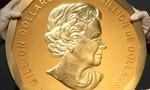Trộm 'khoắng' mất đồng tiền vàng nặng 100 kg ở bảo tàng Đức
