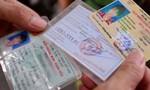 Quy định mới về đổi giấy phép lái xe qua PET