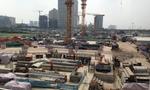 Cận cảnh tiến độ xây dựng dự án SunGrand City, Hanoi Aqua Central và D'Capitale trên đất vàng Hà Nội