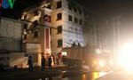 Chùm ảnh: Lửa quay lại Kwong Lung - Meko