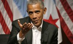 Obama nhận 400.000 USD cho một bài phát biểu, bằng lương cả năm làm Tổng thống Mỹ