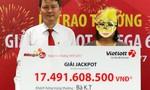 Người phụ nữ ở TP.HCM nhận giải độc đắc trên 17 tỷ đồng