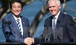 Australia và Nhật Bản cam kết thúc đẩy TPP và an ninh quốc phòng