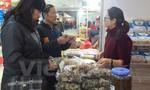 Măng khô, nấm hương tăng giá mạnh những ngày cận Tết