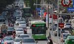 Hà Nội thí điểm phương án cho buýt thường chạy vào đường BRT