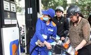 Giá dầu tăng nhẹ, giá xăng tiếp tục đứng yên