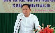 Khởi tố Trịnh Xuân Thanh và 4 nguyên lãnh đạo TCT CP Xây lắp Dầu khí Việt Nam