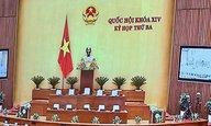 Kỳ họp thứ 3 Quốc hội khóa XIV