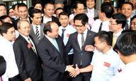 Hội nghị Thủ tướng với Doanh nghiệp năm 2017