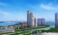 Căn hộ cao cấp hâm nóng thị trường bất động sản TP.HCM