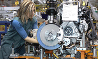 Điều kỳ lạ ở nhà máy mới của Airbus