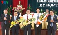 Bình Định bầu bổ sung 2 Phó Chủ tịch tỉnh