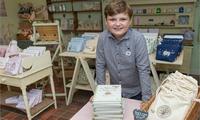 Doanh nhân 11 tuổi kiếm hàng tỷ đồng mỗi năm