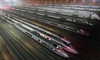 Trung Quốc thông qua kế hoạch xây hệ thống đường sắt dài hơn 1.000 km